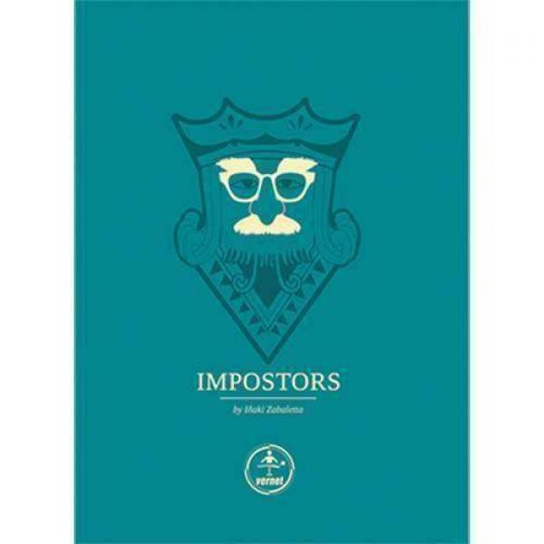 Impostors (Blue) by Iñaki Zabaletta and Vernet