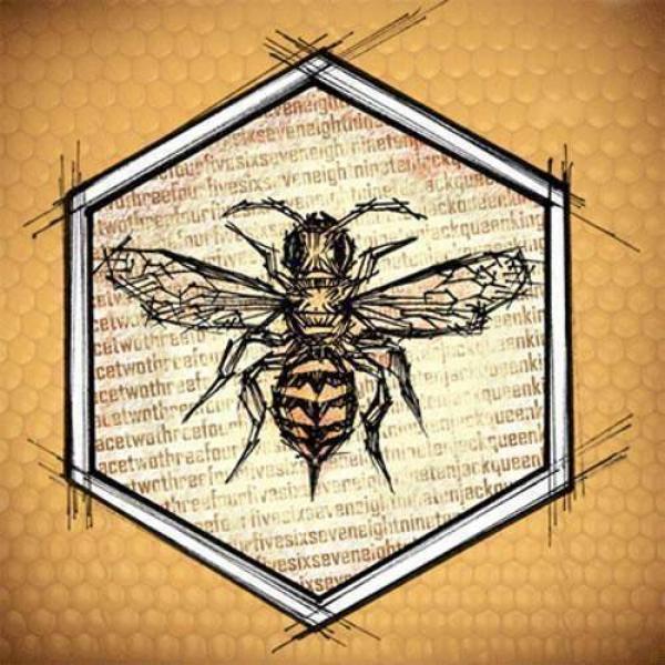 Killer Bee by Chris Ballinger DVD & Gimmick