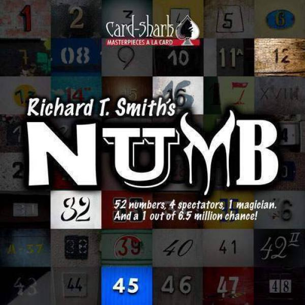 NUMB  by Richard T. Smith - Parlour size