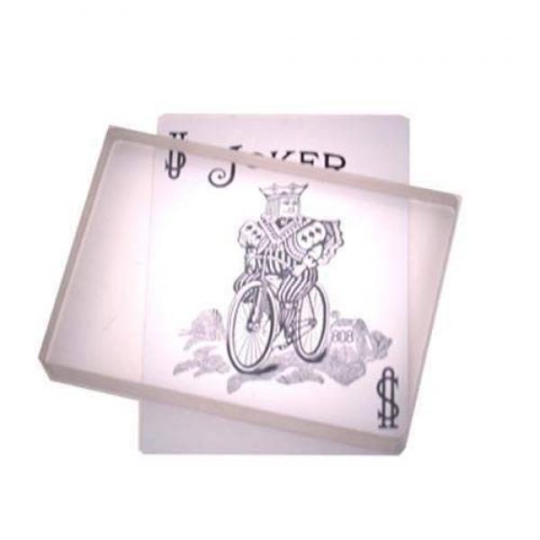 Glass Card Deck - Omni Deck
