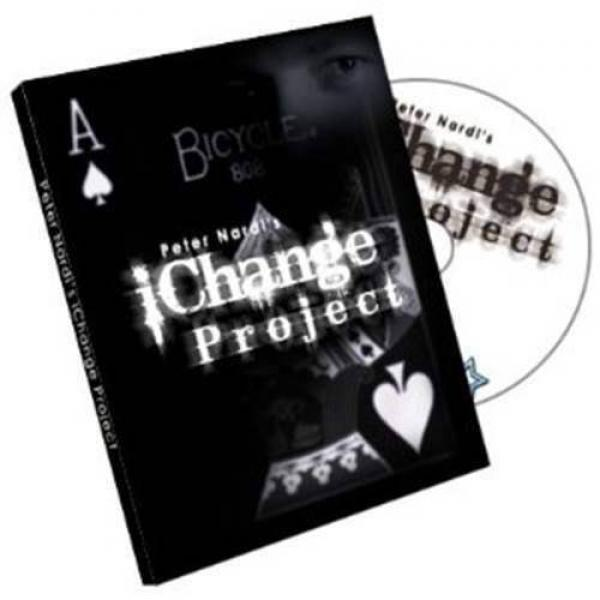 Peter Nardi's iChange Project (Gimmicks and DVD)