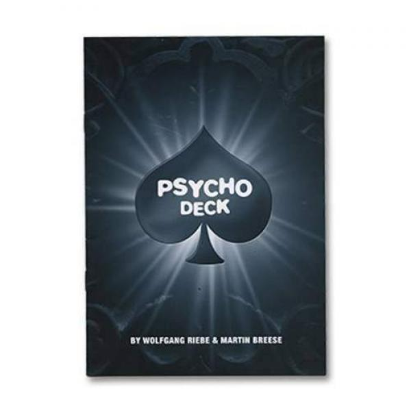 Psycho Deck by Martin Breese & Wolfgang Riebe