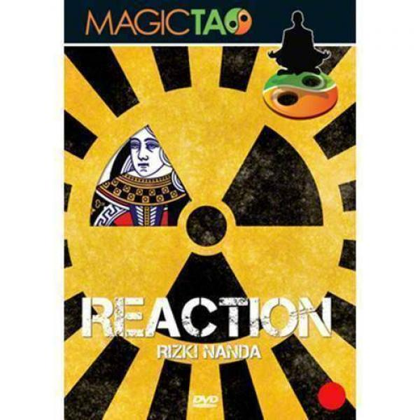 Reaction (DVD and Gimmick) by Rizki Nanda and Magi...