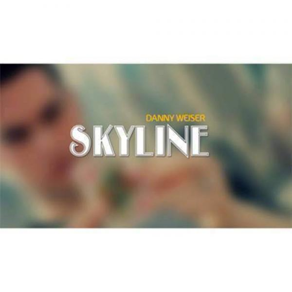 Skyline (Gimmick & DVD) by Danny Weiser