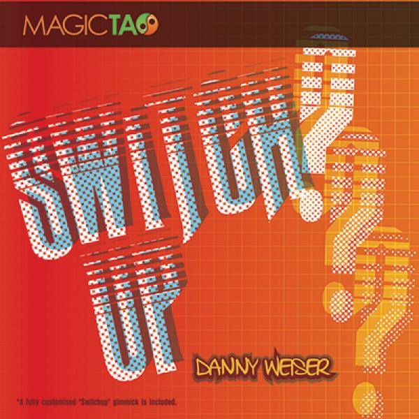 Switch Up by Danny Weiser and Magic Tao