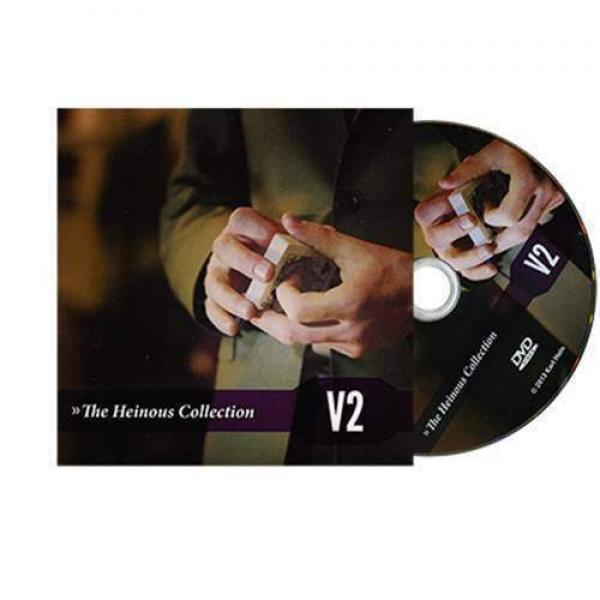 The Heinous Collection Vol.2 by Karl Hein