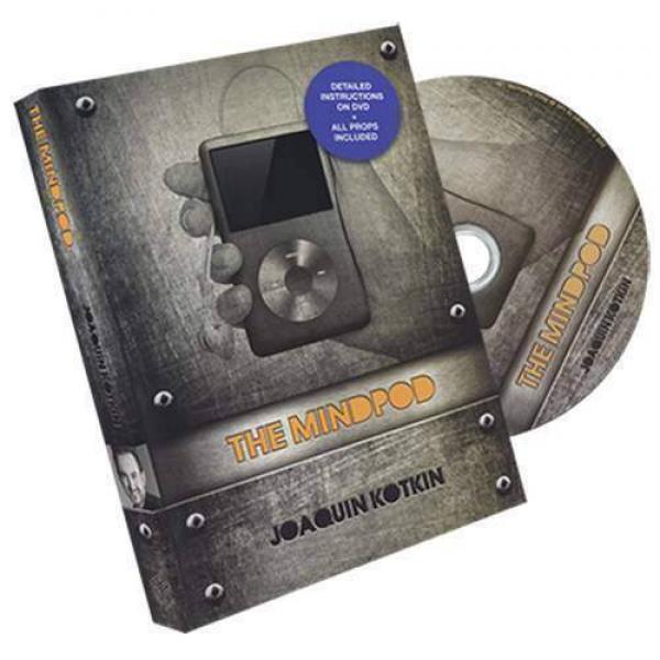 The Mindpod by Joaquin Kotkin and Luis de Matos - DVD and Gimmick