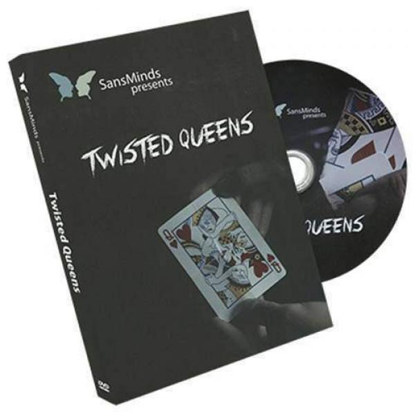 Twisted Queens (DVD and Gimmick) by SansMinds