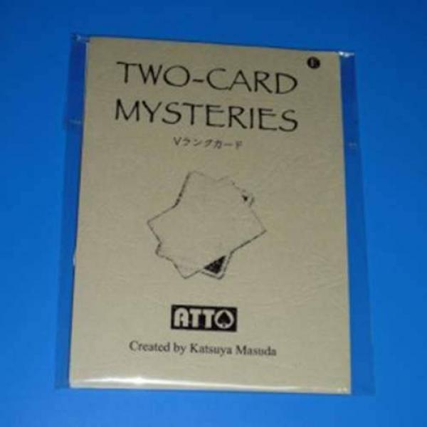 Two Card Mystery by Katsuya Masuda