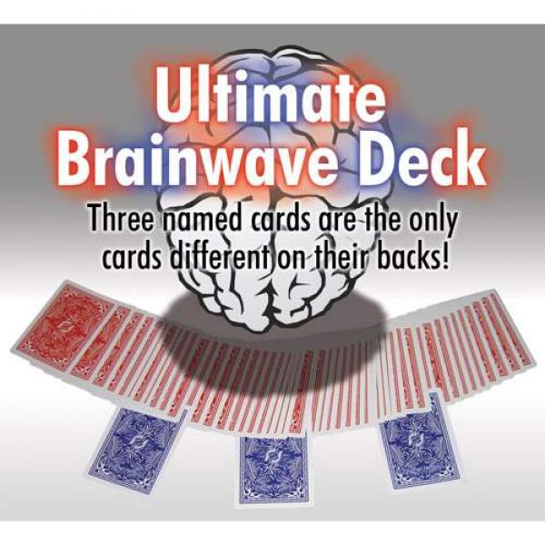 Poker Ultimate Brainwave-Deck - Blue