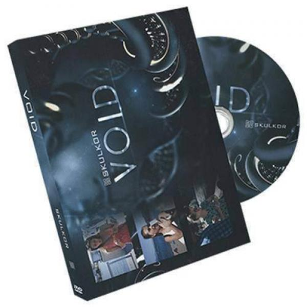 Void (DVD and Gimmick) by Skulkor