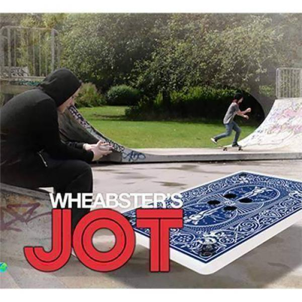 Wheabster's JOT - DVD and Gimmick