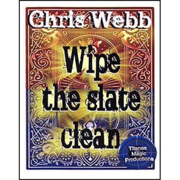 Wipe The Slate Clean by Chris Webb