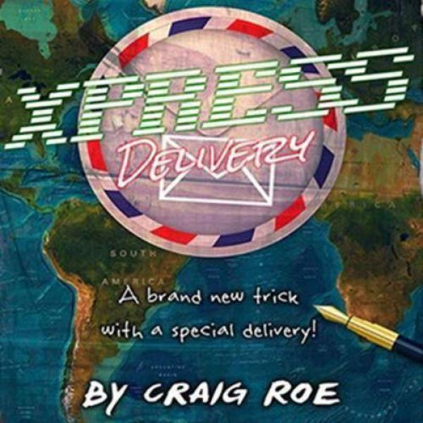 Xpress Delivery by Craig Roe and Merlins of Wakefi...