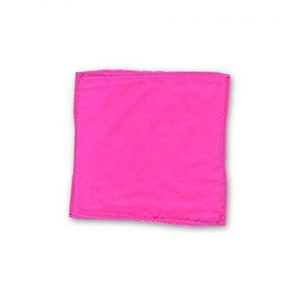 Silk squares - 45 cm (18 inches) - Fuchsia