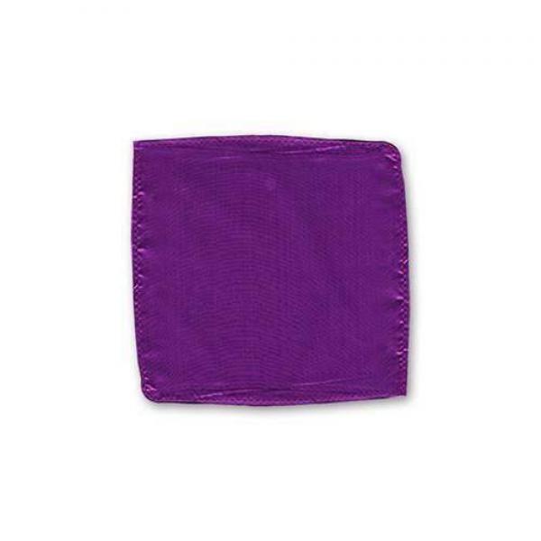 Silk squares - 45 cm (18 inches) - Violet
