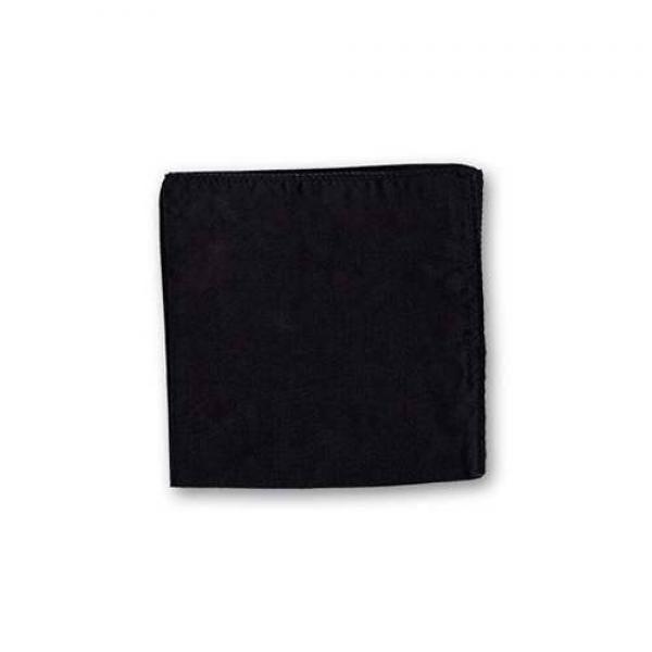 Foulard di seta cm 45 x 45 Nero