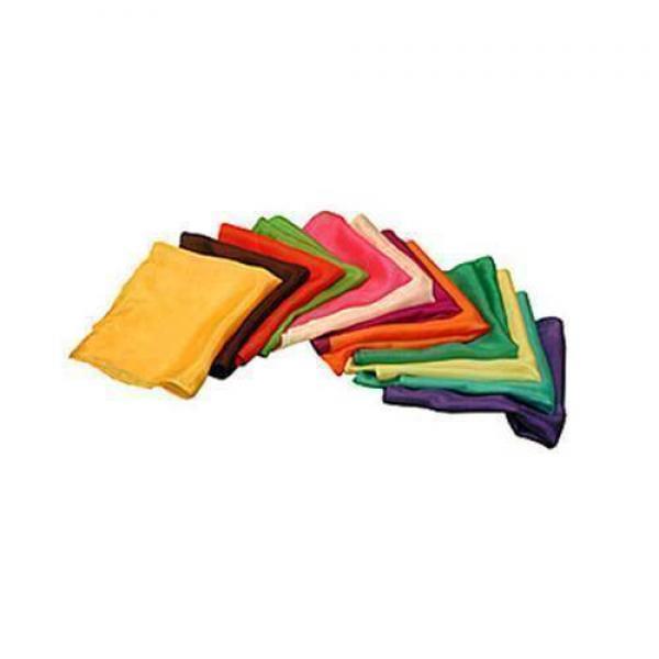 Silk squares - 20 cm (9 inches)