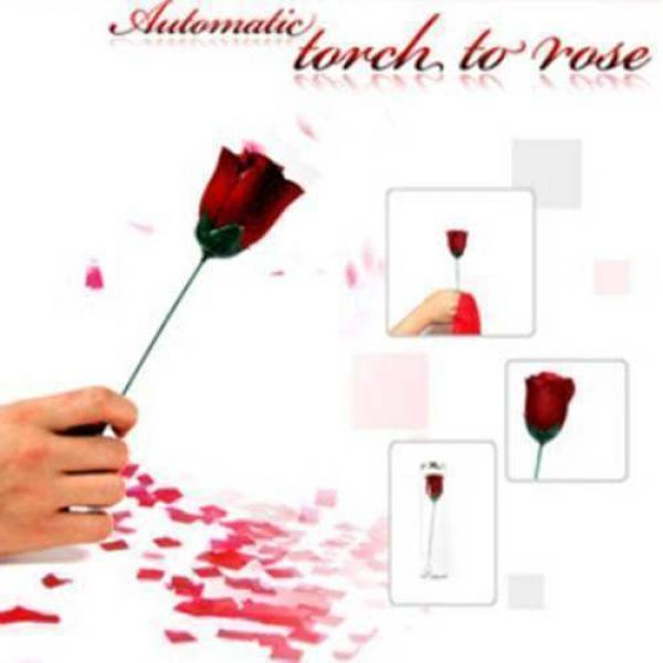 Automatic Torch to Rose
