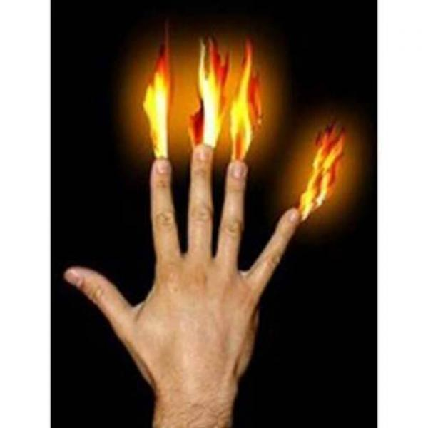 Flames at Fingertips (set of 4)