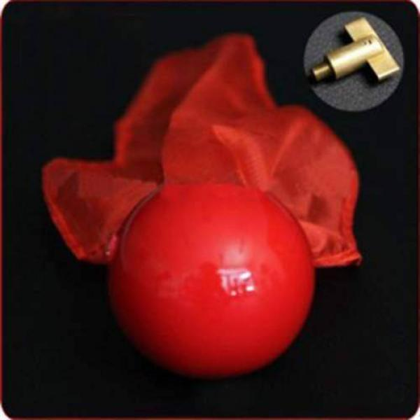 Automatic Silk into Ball 3.0-red