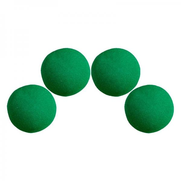 1.5 inch Super Soft  Green Sponge Ball Set from Ma...