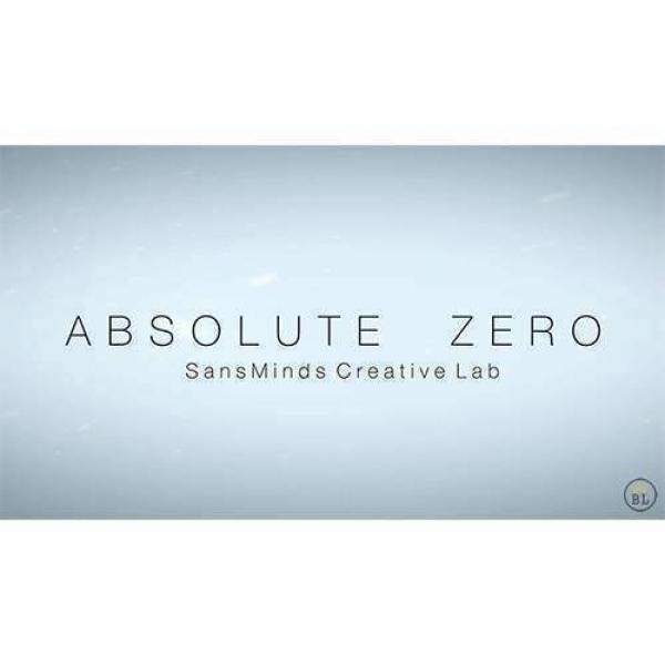 Absolute Zero (Gimmick and Online Instructions) by...