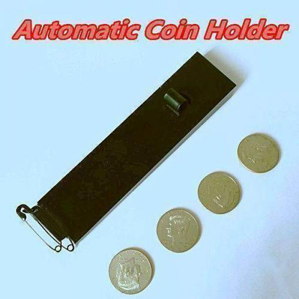 Automatic Coin Holder