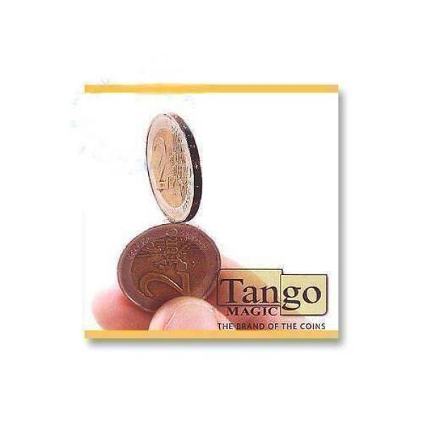 Balancing Coin by Tango Magic  - 2 Euro