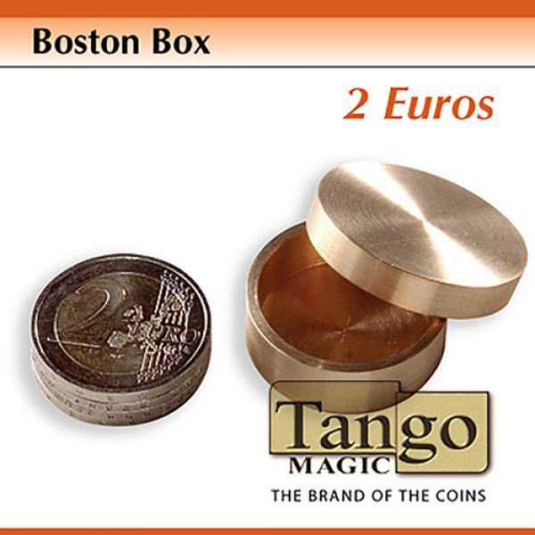 Boston Box (2 Euro coin) (B0007) by Tango Magic - ...
