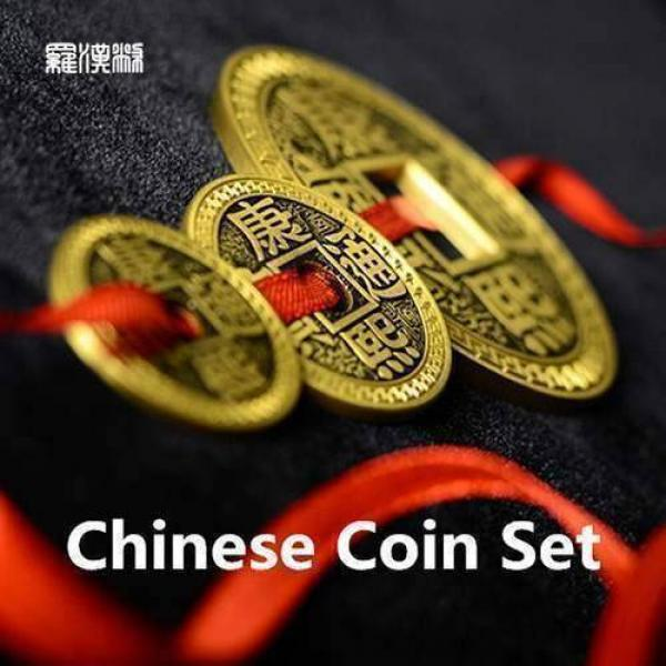 Chinese Coin Set - Dollar (with DVD)