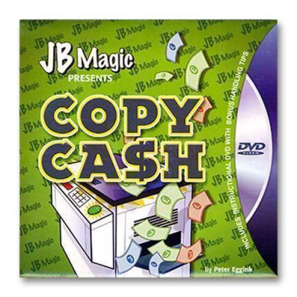 Copy Cash by Peter Eggink and JB Magic
