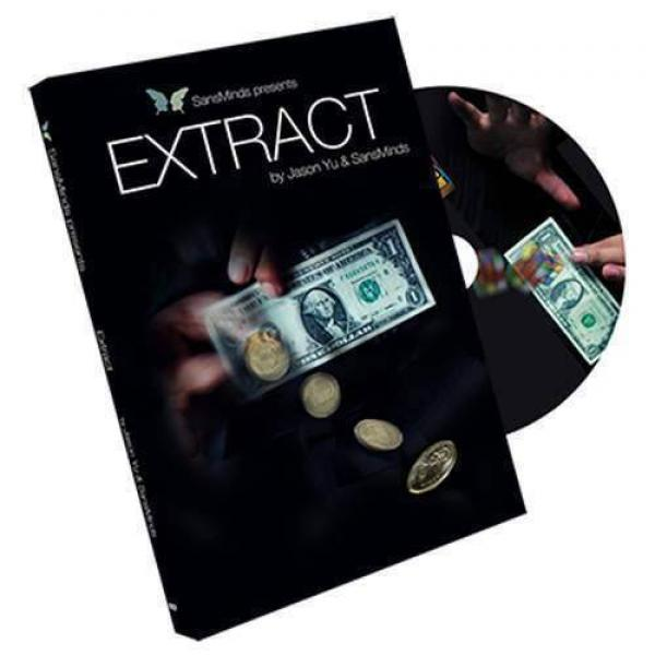 Extract (DVD and Gimmick) by Jason Yu and SansMind...