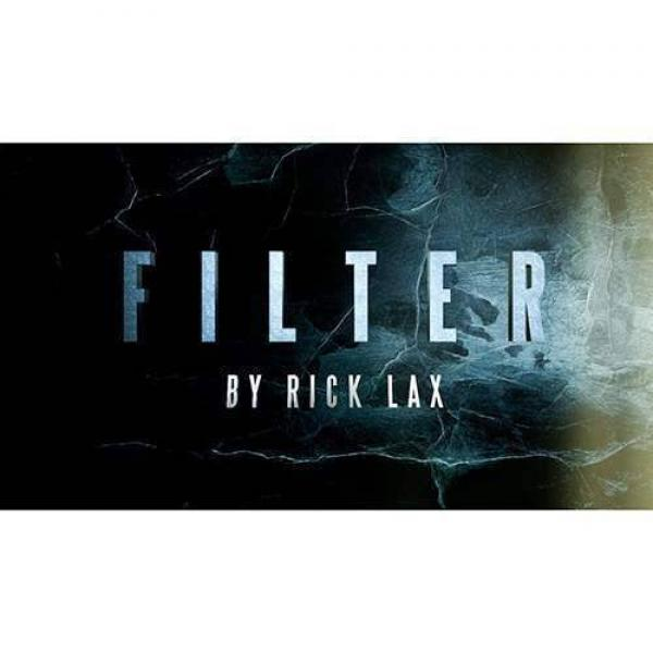 Filter by Rick Lax &Theory11 (DVD)