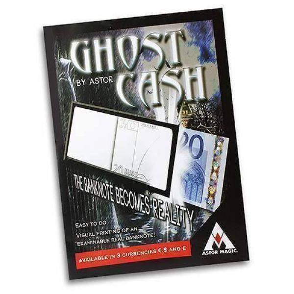 Ghost Cash by Astor - new version