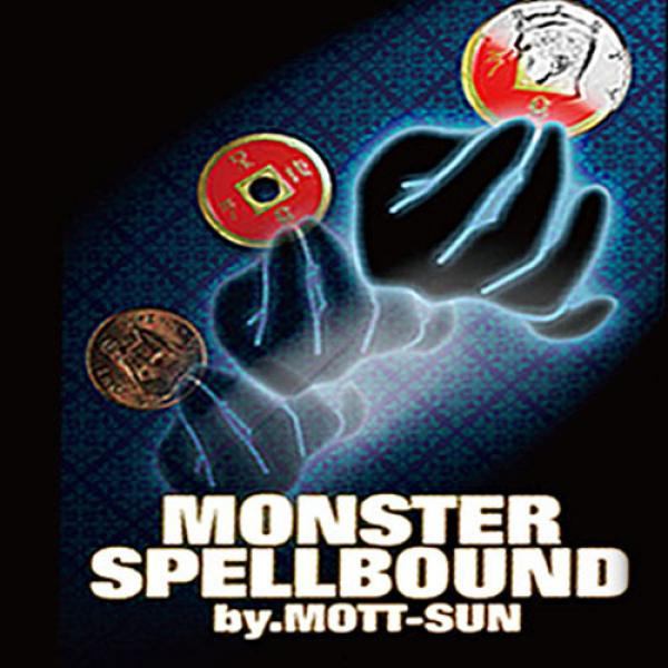 MONSTER SPELLBOUND by Mott-Sun