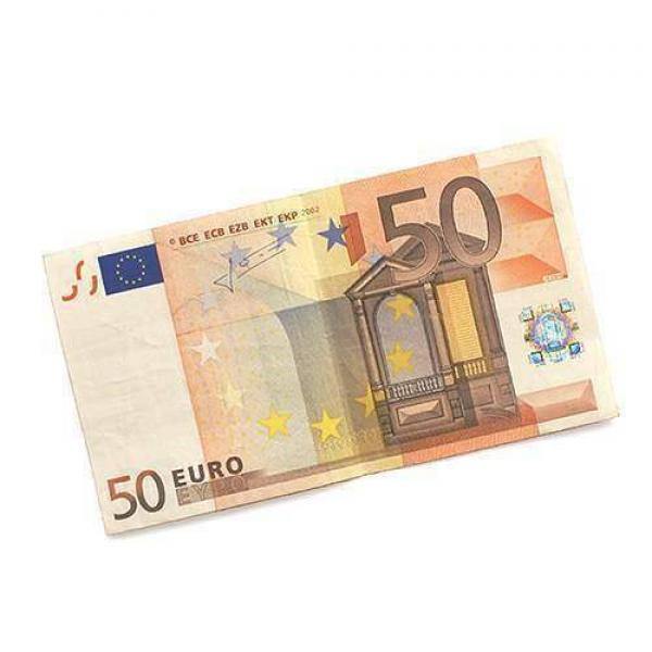 Flash Bill - 50 Euro Packet of 10