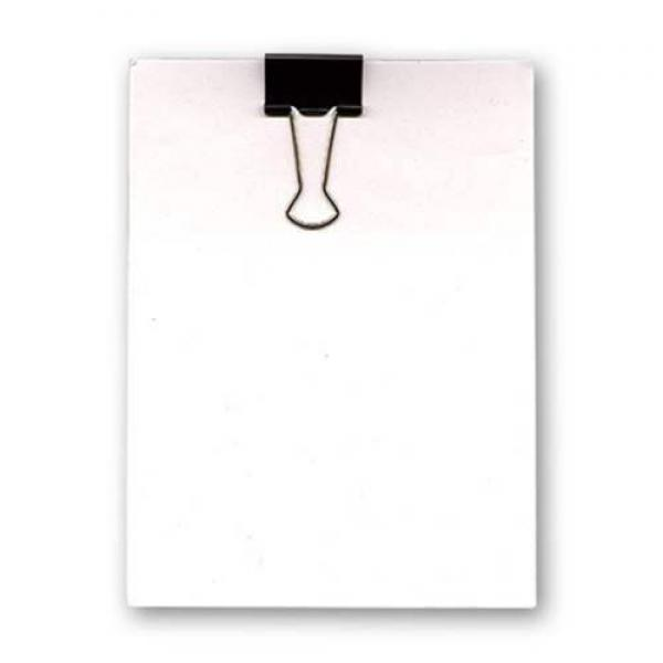 Clip Board (4 Inches X 5.5 Inches) by Uday