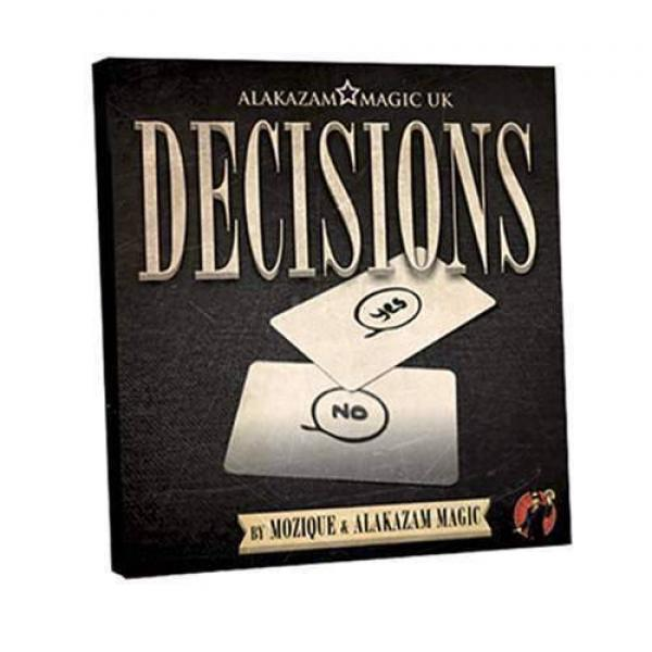Decisions Yes/No Edition (DVD and Gimmick) by Mozi...