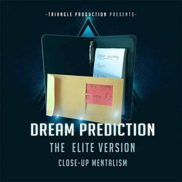 Dream Prediction Elite Version (Wallet) by Paul Ro...