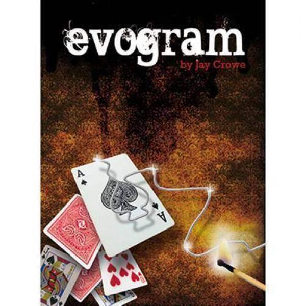Evogram (Waves) by Jay Crowe & Eureka Magic