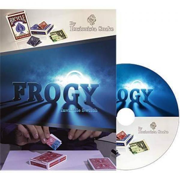 FROGY by Snake (DVD & Gimmick)