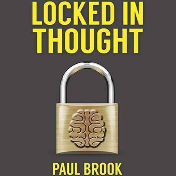 Locked In Thought (Gimmick and Online Instructions...