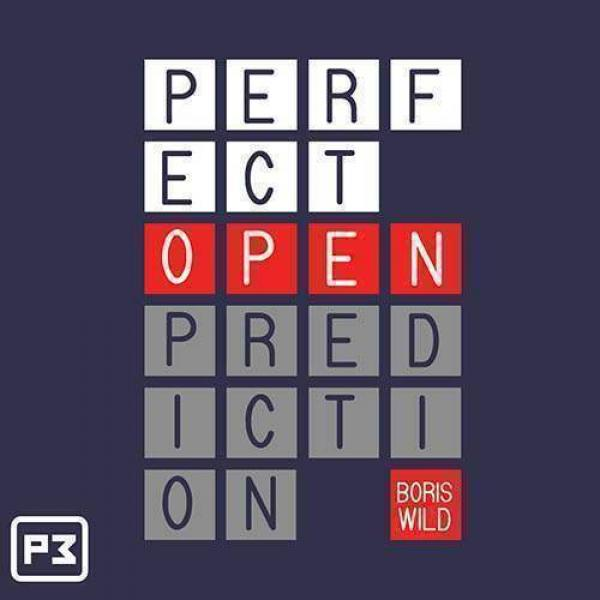 Perfect Open Prediction by Boris Wild (DVD + Gimmi...
