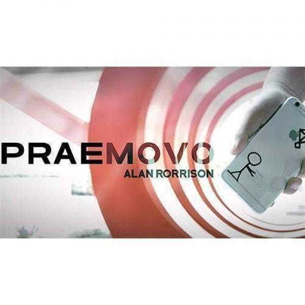 Praemovo (DVD and Gimmick Material) by Alan Rorris...