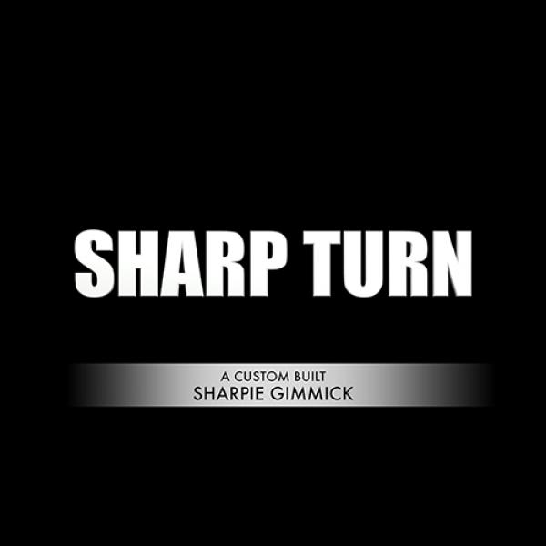 Sharp Turn by Matthew Wright