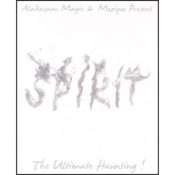 Spirit (Blue) by Mozique and Alakazam