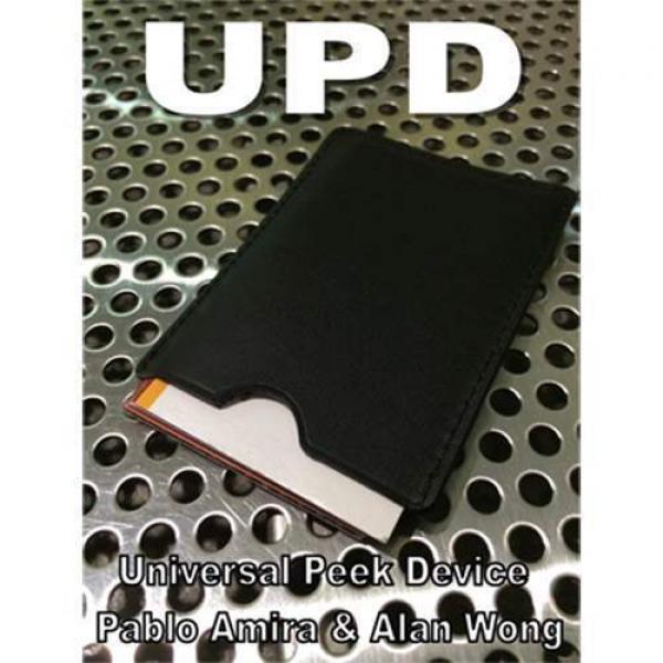 Universal Peek Device (UPD) by Alan Wong and Pablo Amira