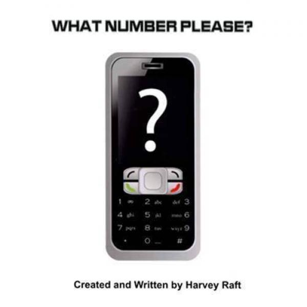 What Number Please? by Harvey Raft