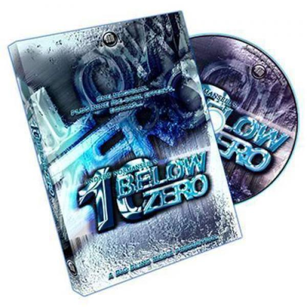 10 Below Zero by Andrew Normansell  - DVD